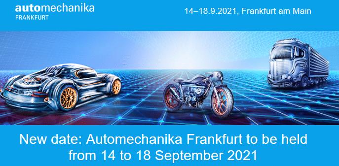 Automechanika Frankfurt y expoMECÂNICA Porto